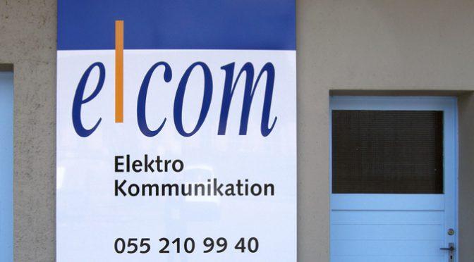 Elcom AG Rapperswil-Jona