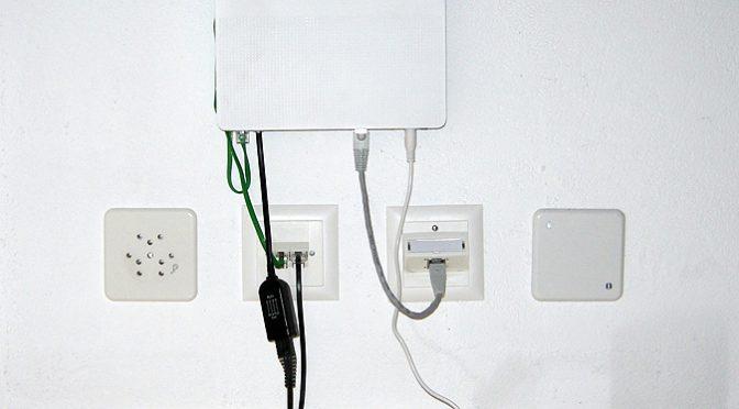 Telefonie, Internet, EDV, TV